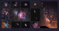 2013 Astrophotography Mosaic