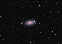 Messier 63 - Sunflower Galaxy