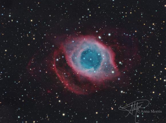 Enterprise Photography: Nebulas &emdash; Helix Nebula